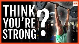 Download Think You're Strong? Strength Training Test for Runners Video