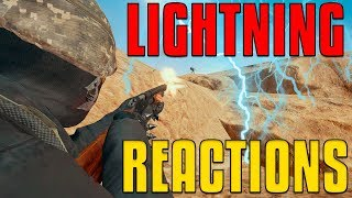 Download Lightning Reactions | PUBG Video