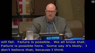Download Alex Steffen Keynote - UN High-level Political Forum on Sustainable Development (2018) Video