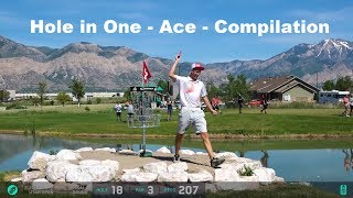 Download Disc Golf - Hole in One - Ace - Compilation - 2017 Video