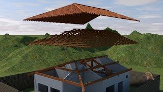 Download Como fazer telhado Video