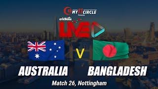 Download Cricbuzz LIVE: Match 26, Australia v Bangladesh, Pre-match show Video
