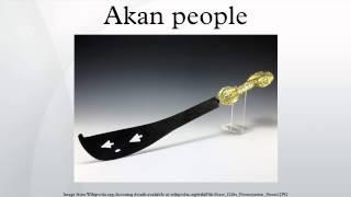 Download Akan people Video