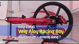 Download VLOG : Intip Detail swing arm Racing Boy untuk sonic150 Video