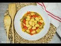 Download Ñoquis con Salteado de Verduras con Cooking Chef Video