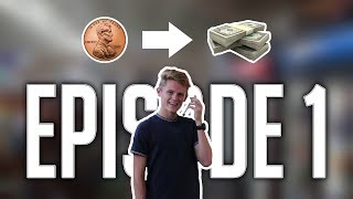Download Turning $0.01 into $1,000 - Episode 1 Video