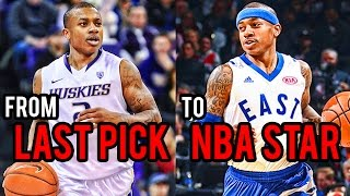 Download From LAST PICK to NBA STAR? The Isaiah Thomas Story Video