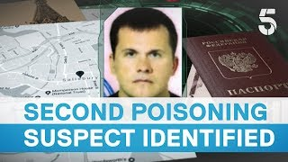 Download Second Salisbury suspect unmasked - both alleged to work for Russia's secret service – 5 News Video
