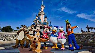 Download Rare Disneyland Paris Planning video Video