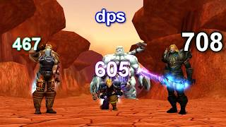Download WoW Rogue PvE (dummy) dps l Classic, Vanilla World of Warcraft Video