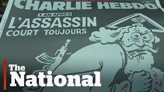 Download Charlie Hebdo: One Year After the Attack Video