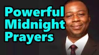 Download Powerful Midnight Prayers 2018 - Dr. D.K Olukoya Video