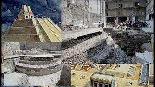 Download Revelan hallazgo arqueológico del Templo de Ehécatl y un campo de Juego de Pelota en México Video