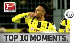 Download Top 10 Moments - November - Aubameyang Push-Ups, Wiese's Wrestling & More Video
