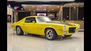 Download 1971 Chevrolet Camaro For Sale Video