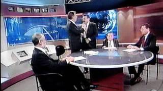 Download Diputado priísta Eduardo Anndrade, borracho irrumpe en programa de Joaquín López Dóriga. Video