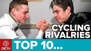 Download GCN's Top 10 Cycling Rivalries | Volume 2 Video