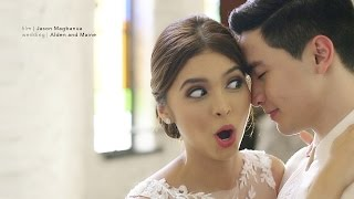 Download Maine and Alden: The Wedding Highlights Video