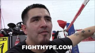 Download BRANDON RIOS SOUNDS OFF ON ANDRE WARD CRITICS; GIVES TAKE ON KOVALEV VS. WARD SCORING Video