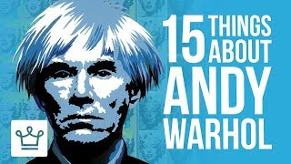 Download 15 Things You Didn't Know About Andy Warhol Video