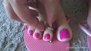 Download Anéis nos dedos dos pés Video