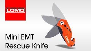 Download Lomo Mini EMT Rescue Knife Video