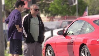 Download LOWBALLING CAR SALESMAN PRANK! Video