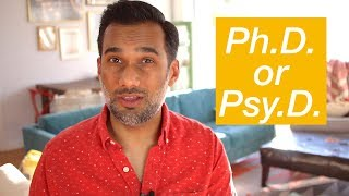 Download Should I get a Ph.D. or Psy.D. in psychology? Video