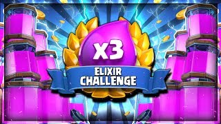 Download NEW ELIXIR CHALLENGE!! FREE TRADE TOKENS!! - LIVE - Clash Royale Special Event Challenge Video