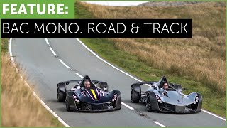 Download BAC Mono x2. The Most Insane Street Legal Race Cars? w/ Tiff Needell Video