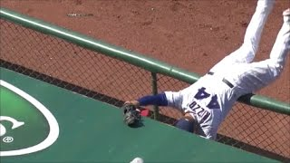 Download MLB Catches in the Dugout Video