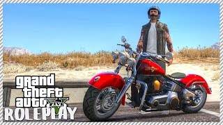 Download GTA 5 ROLEPLAY - Ordering my Brand New Harley Davidson Motorbike | Ep. 22 Civ Video