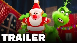 Download Dr. Suess' The Grinch - Trailer #3 (2018) Benedict Cumberbatch Video