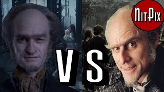 Download NETFLIX SERIES VS FILM: A Series Of Unfortunate Events - NitPix Video
