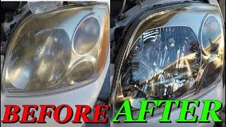 Download Fastest possible way to restore HEADLIGHTS Video