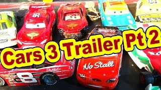 Download CARS 3 Official Trailer and Prediction with Lightning McQueen Mater and Ramone Video