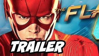 Download The Flash Season 4 Trailer - Flash Rebirth Breakdown Video