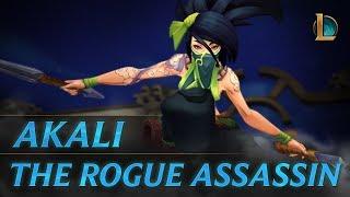 Download Akali: The Rogue Assassin   Champion Trailer - League of Legends Video
