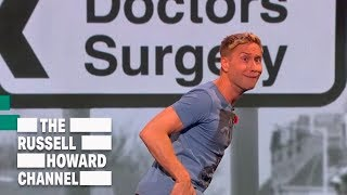 Download This Clip Could Save Your Life - The Russell Howard Hour Video