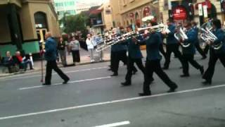 Download FYCB Street March: A Fifth of Beethoven - Australian Nationals 2011 Video