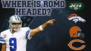Download WHAT'S NEXT FOR TONY ROMO? Video
