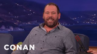 Download Bert Kreischer Robbed A Train With The Russian Mafia - CONAN on TBS Video