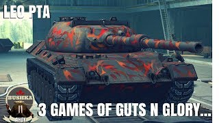 Download Three PTA Games of Justice and Integrity World of Tanks Blitz Video