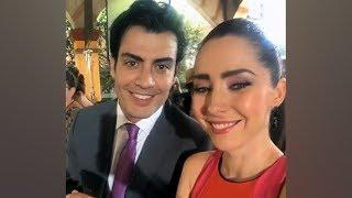 Download Ariadne Díaz pasa divertidos momentos detrás de cámaras de la telenovela ″Tenías que ser tú″ Video