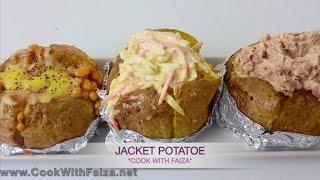 Download JACKET POTATO - جیکٹ پوٹاٹو - जैकेट पॉटैटो *COOK WITH FAIZA* Video