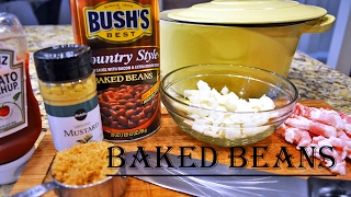 Download BAKED BEANS RECIPE: TURN CANNED INTO WOW! - COOKING ESCAPADES Video