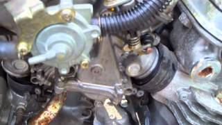 Download How to reinstall motorcycle v-4 carbs the easy way Video