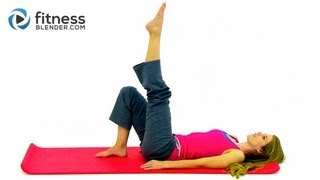 Download Postnatal Workout or Post Abdominal Surgery Workout Video