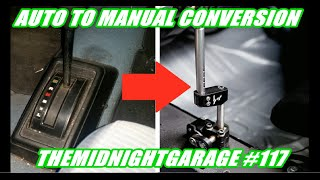Download How to do an auto to manual conversion in your Honda | Themidnightgarage #117 Video