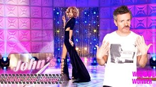 Download Spoiler Alert! RuPaul's Drag Race S8, E2 | John Polly's Extra Lap Recap Video